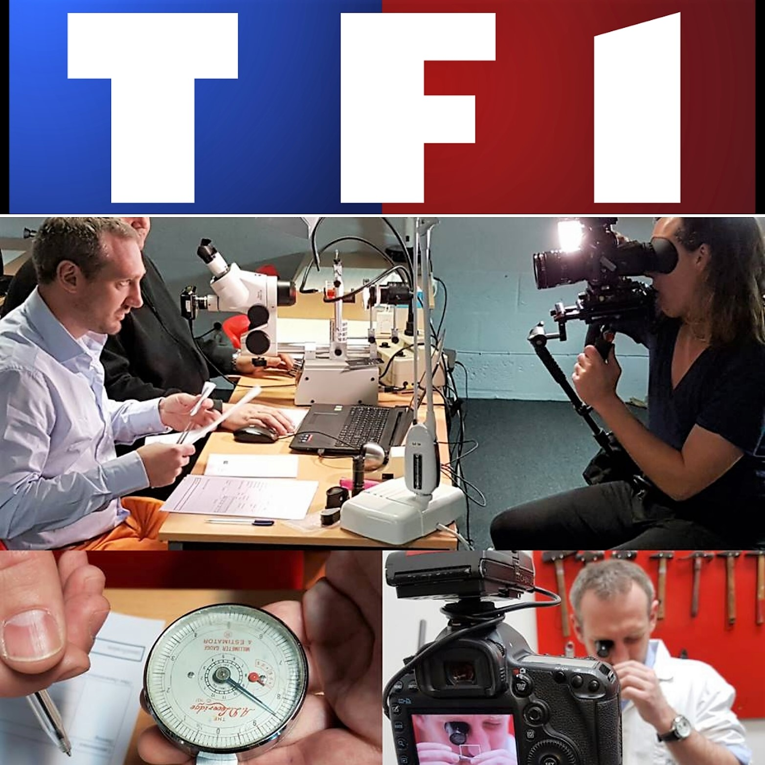 "TF1 ""Grands Reportages"" Mai 2017"