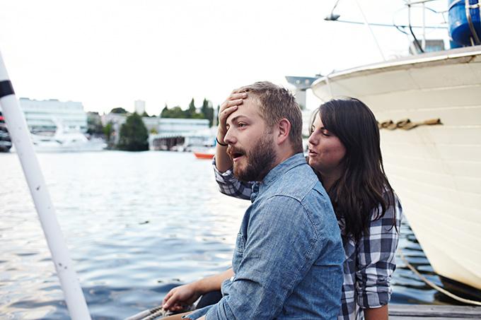 Jenny & Mike