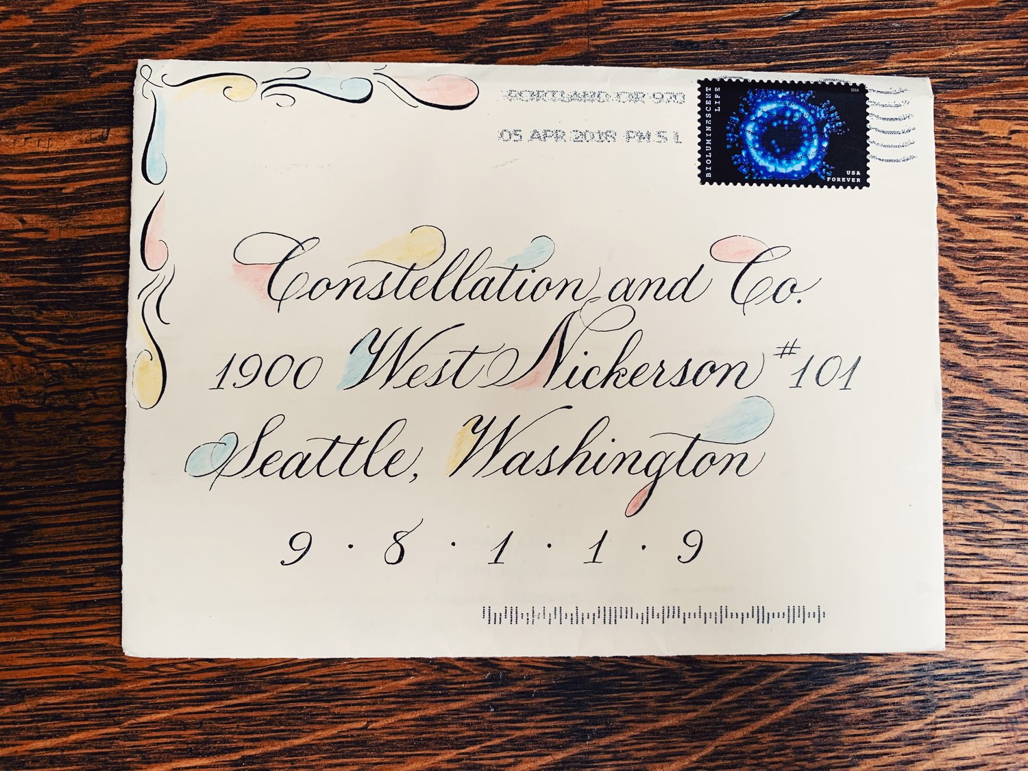 Snail Mail — Blog — Constellation & Co