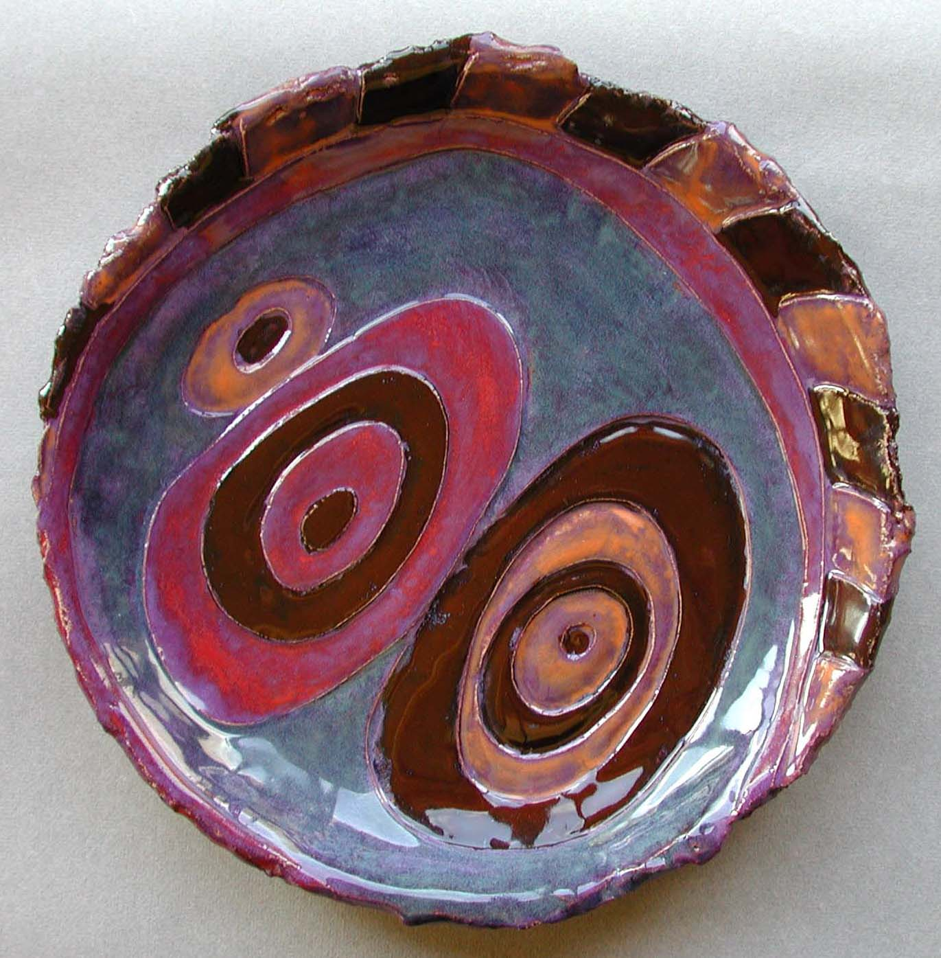 RED PLANET PLATE