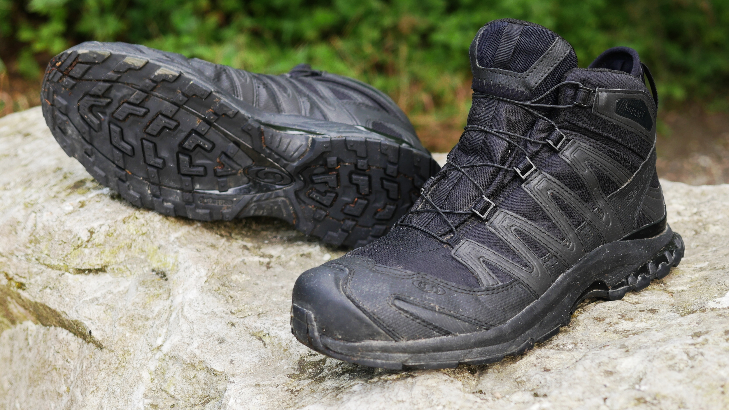 plus récent c2058 cc1f6 Salomon Forces XA Pro — Gear Guide Germany