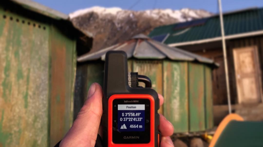 GPS/SATInReach MINI -