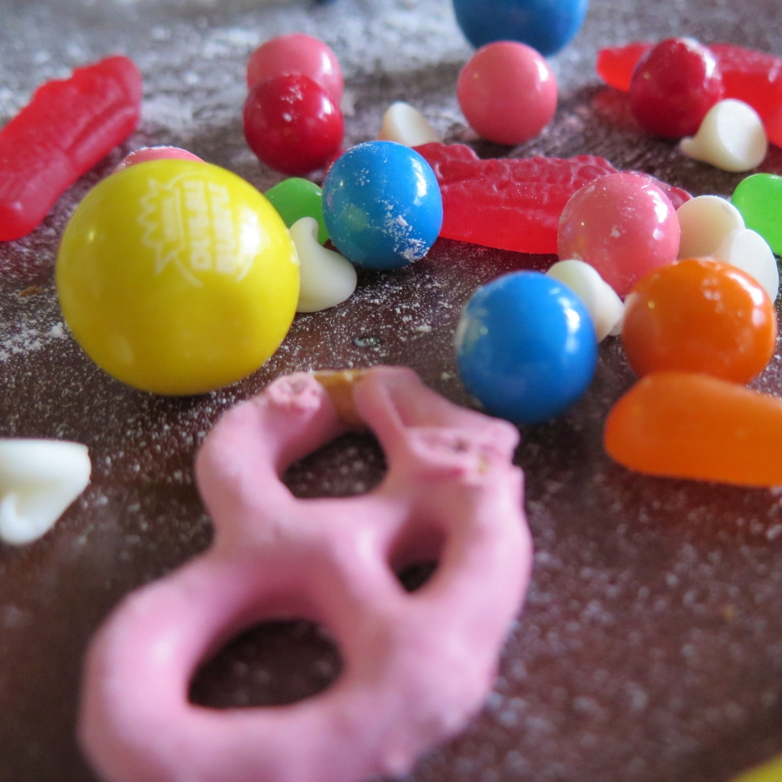 Candy: The Final Frontier