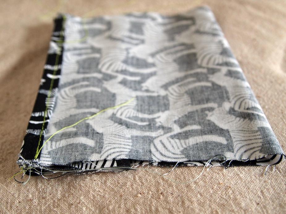 Reusable bag spruce up