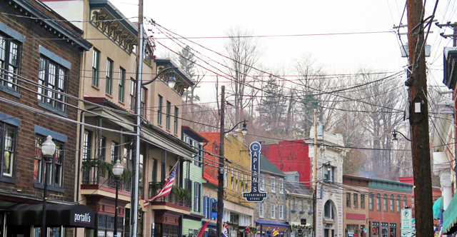 Ellicott City, Main Street