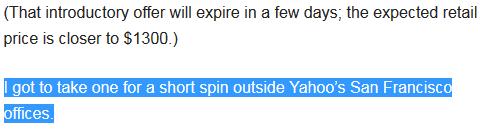 Screenshot of https://www.yahoo.com/tech/the-storm-ebike-a-500-answer-to-gridlock-109526615029.html