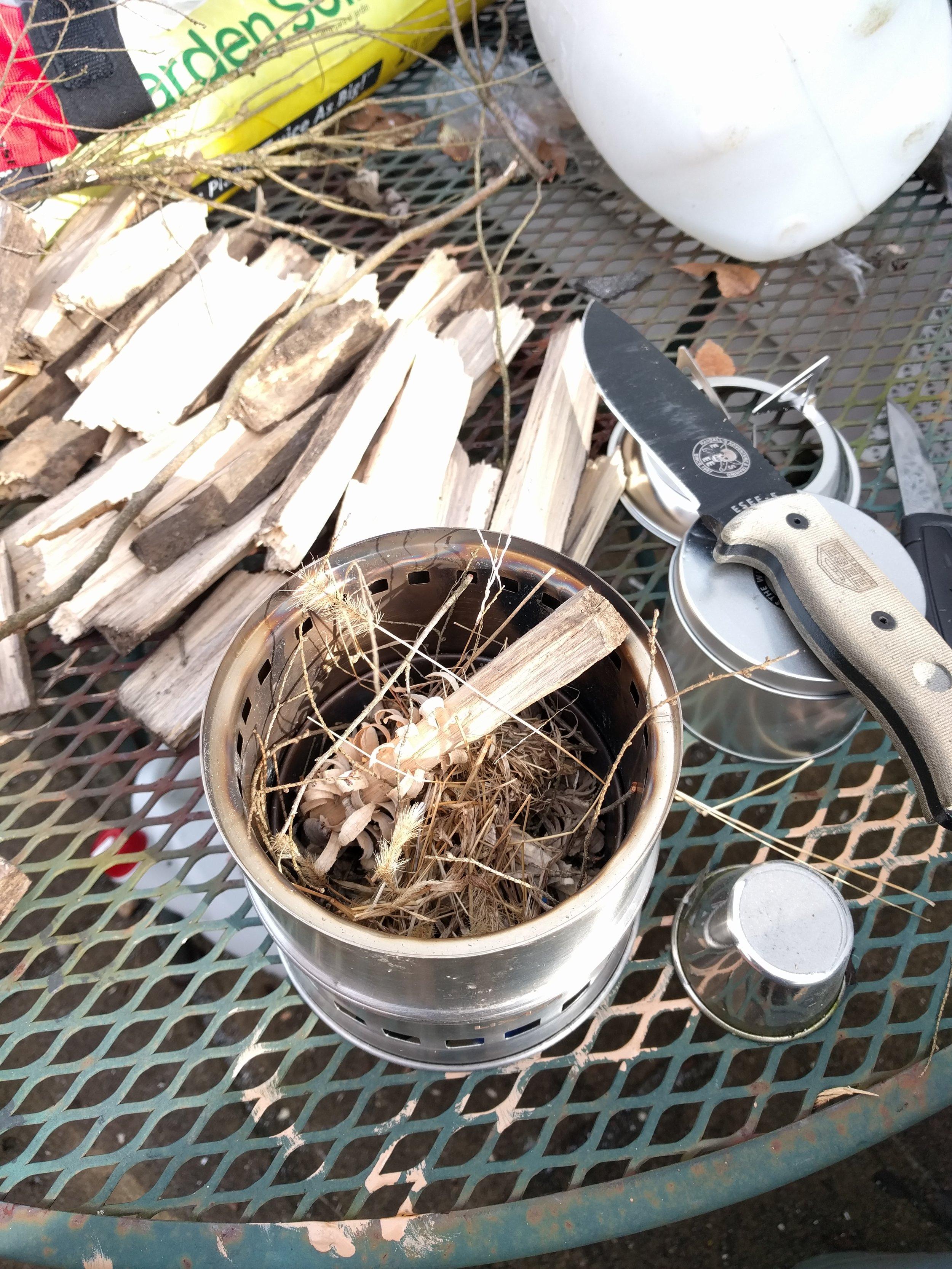 lixada wood stove review