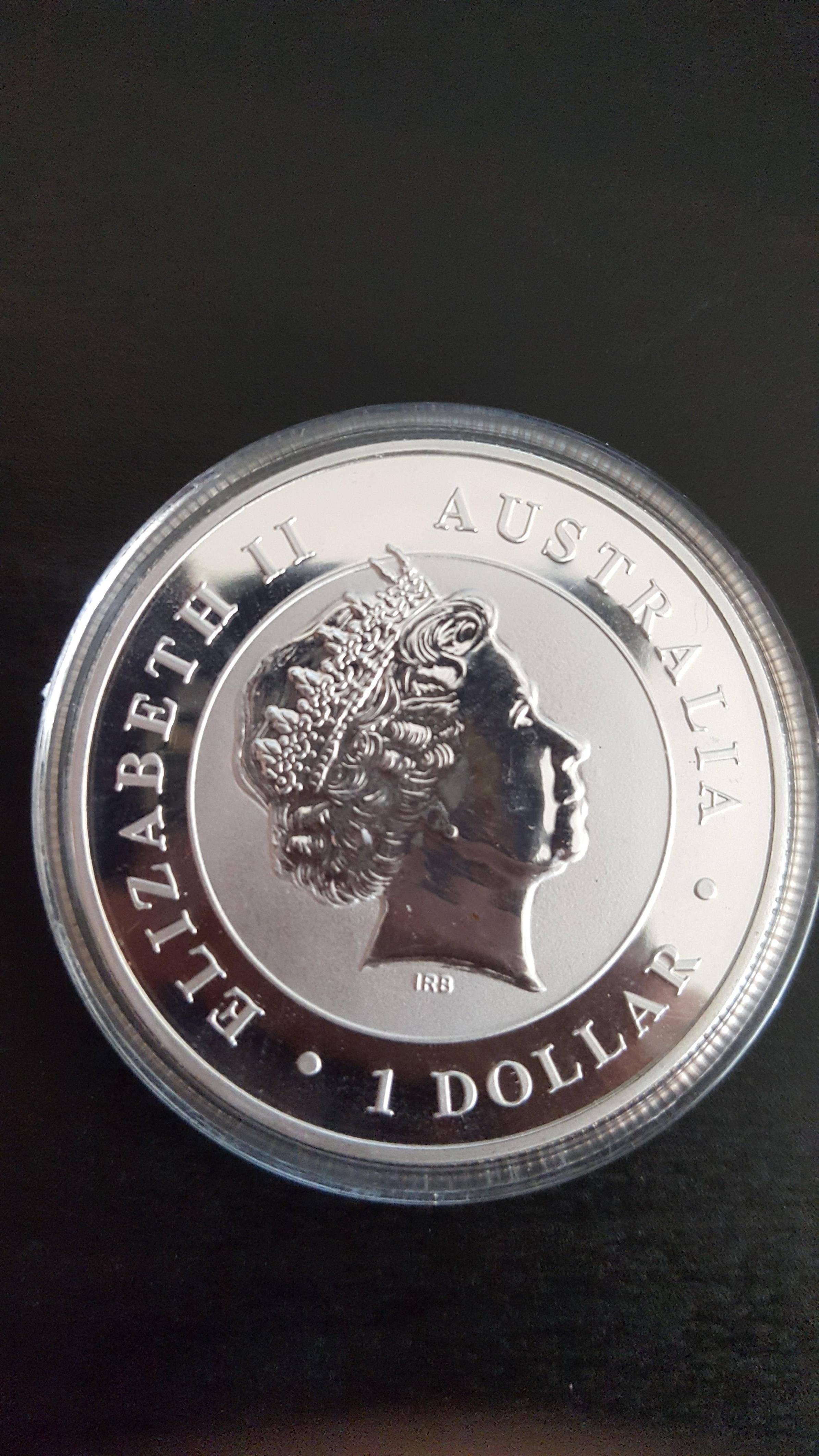 fake silver 2016 kookaburra 2