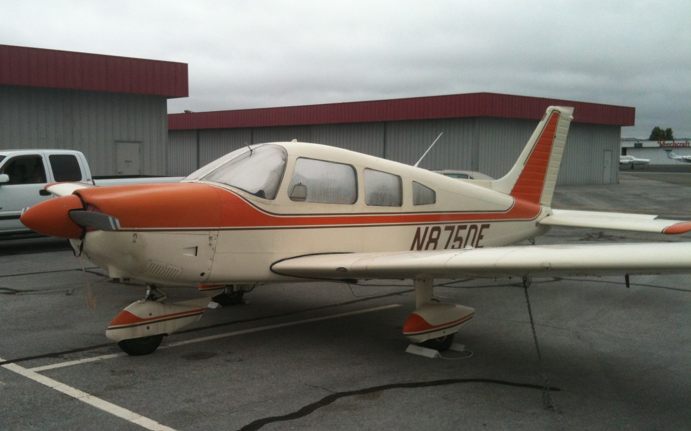 FOR SALE— 1977 Piper Archer; $50,000.Low Time Engine, Garmin 430, NDH.  SOLD!