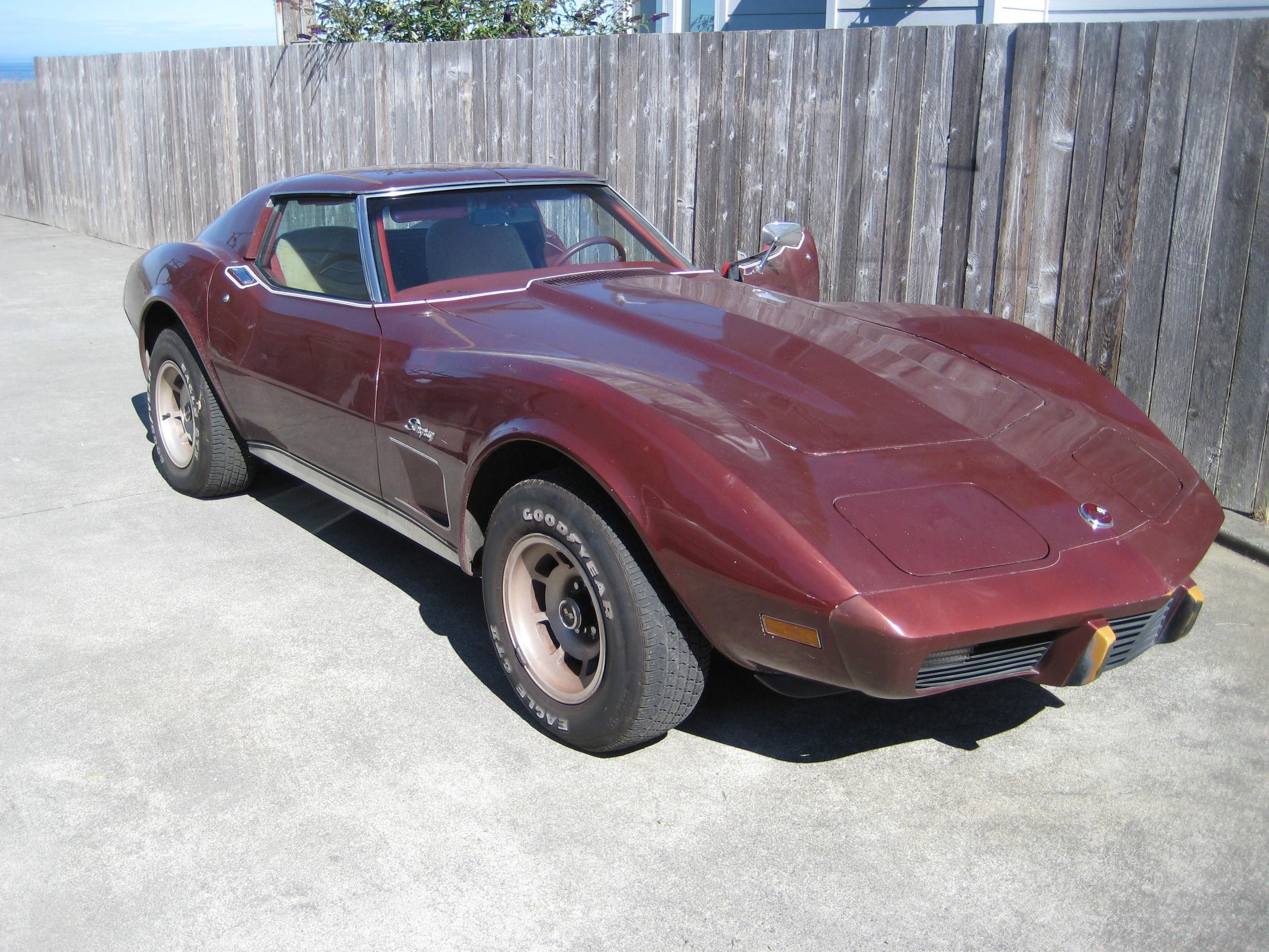 1976 Corvette Stingray.... SOLD!