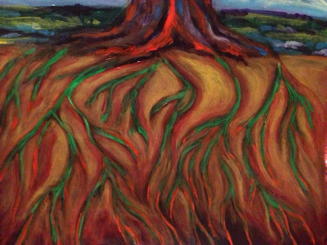 """""""Roots""""   (sold)"""