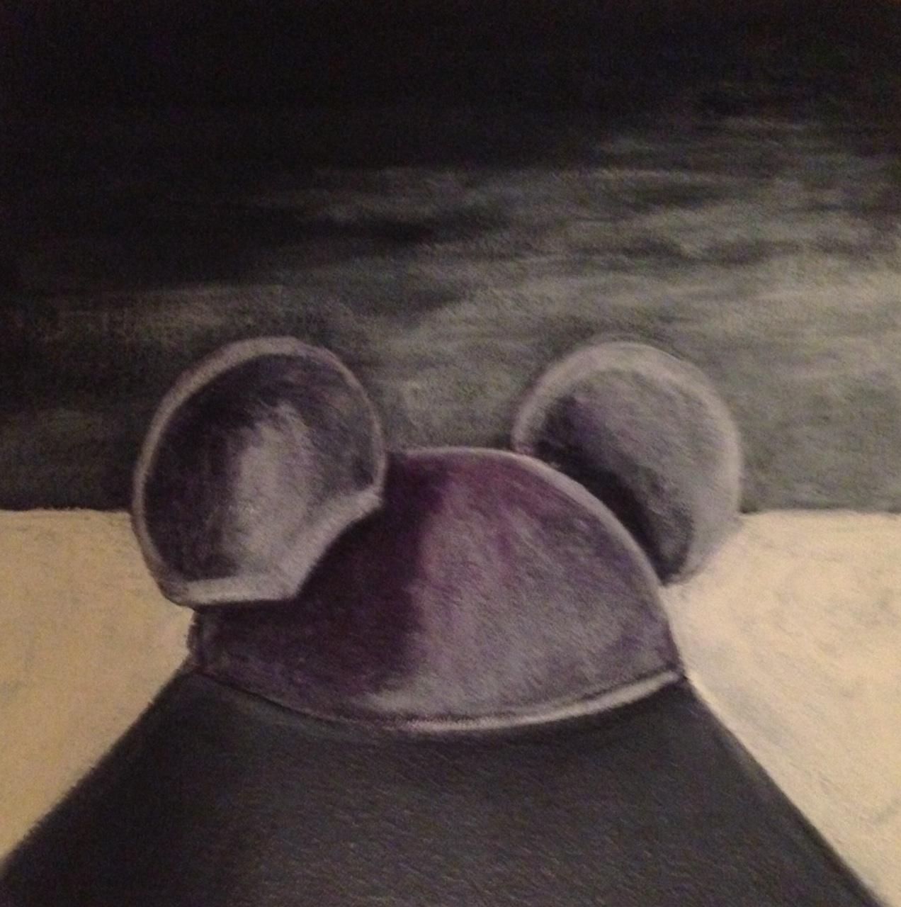 """Mickey Goodnight""     (sold)"