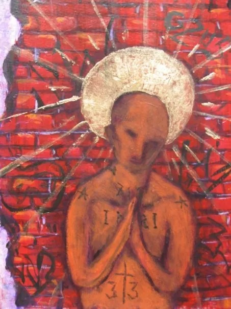 """""""Prayer""""    (sold)"""