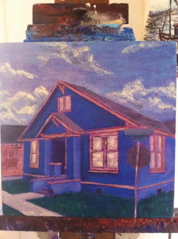 Winnie St House, Houston