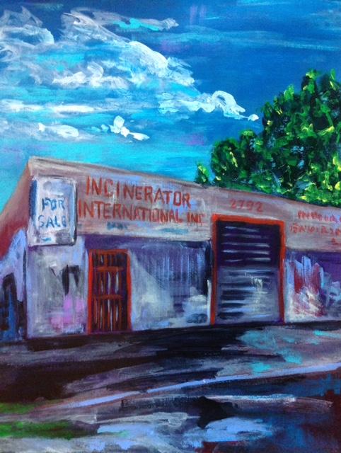 """N Main St Houston, TX series""    (sold)"