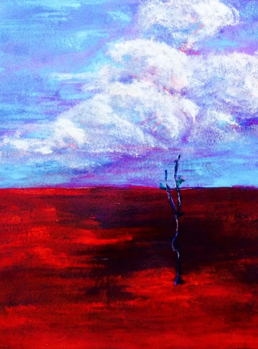 """""""New Day""""      (sold)"""