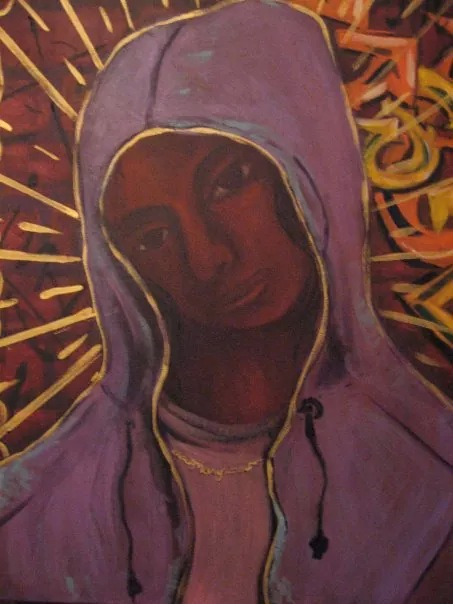 """""""Mary""""     (sold)"""