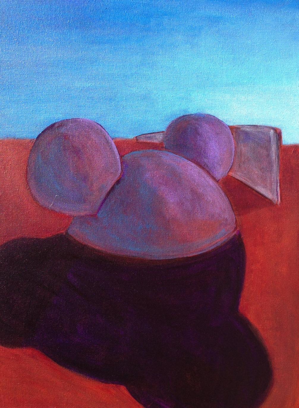 Mickey at the Wall
