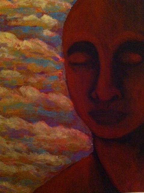 """Evening Prayer, female""     (sold)"