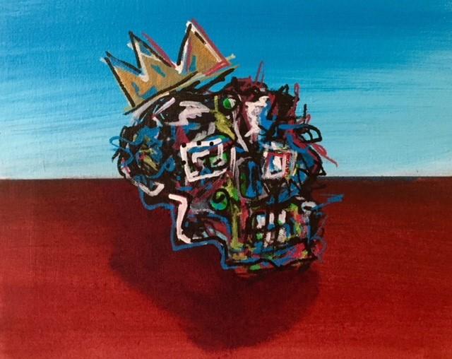Basquiat Landscape