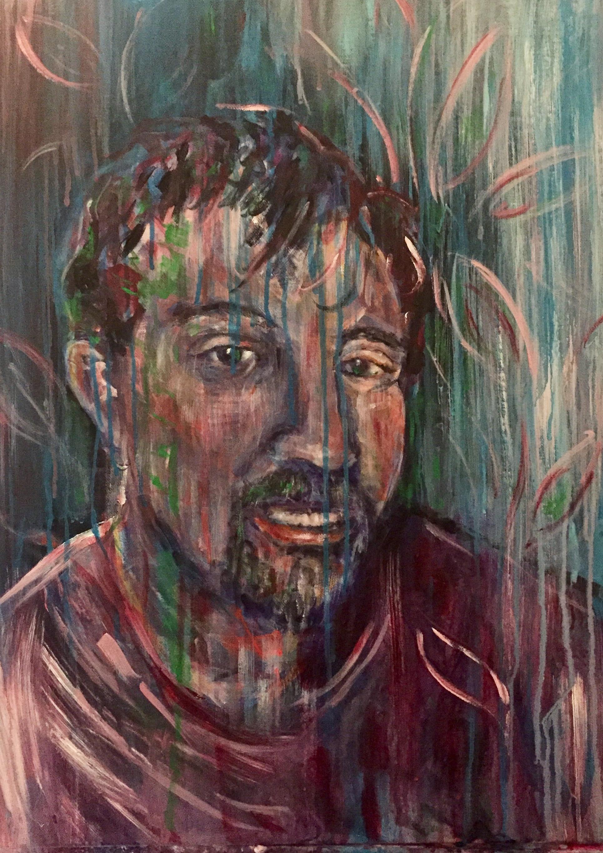 Portrait of Michael Brown