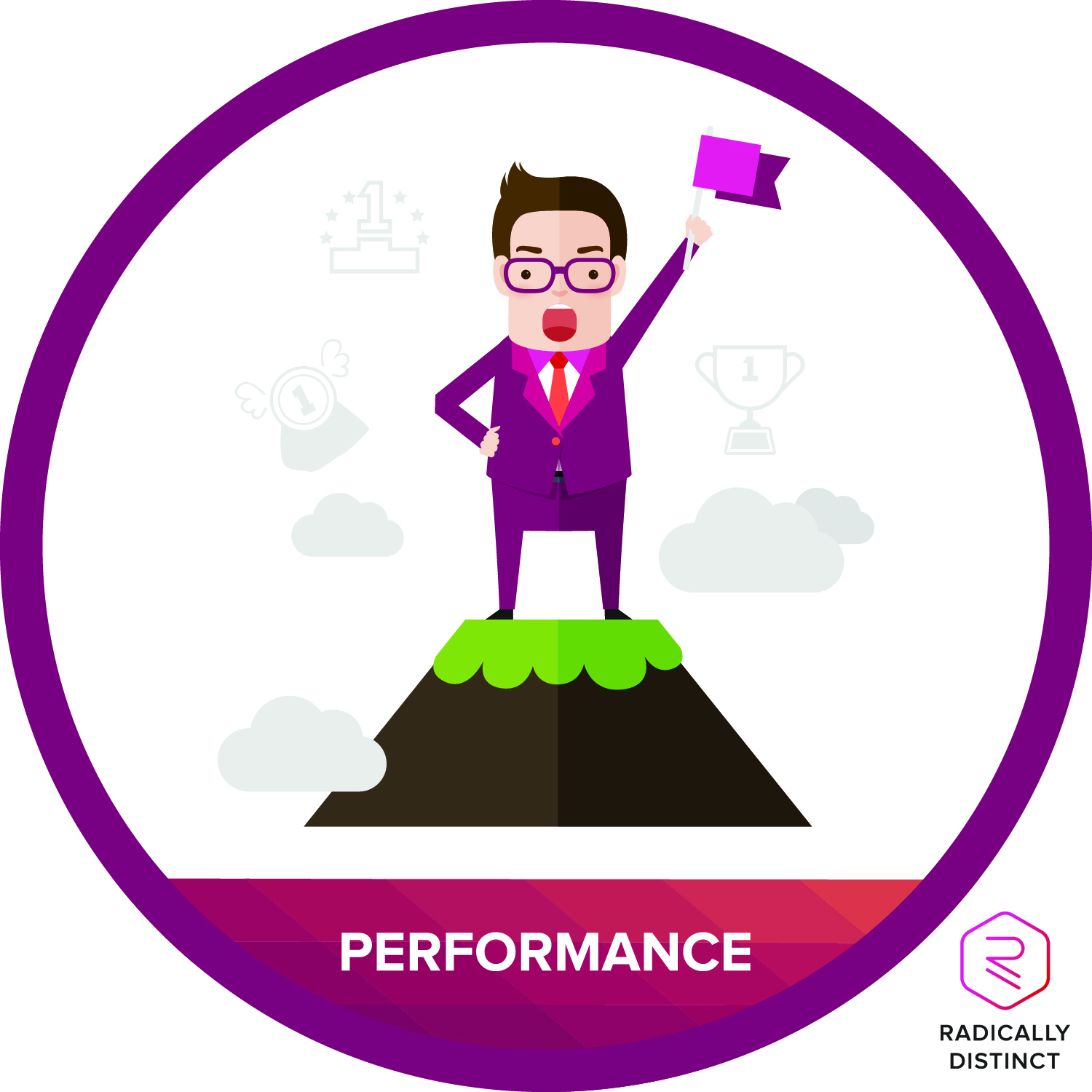 How to maximize your brand's power to produce results - Performance is the 5th pillar of The RAD Method. In this show I cover what brand power is, how to say and do the right things at the right time to create the results you intend and how to close the gap between forecasted and actual results.