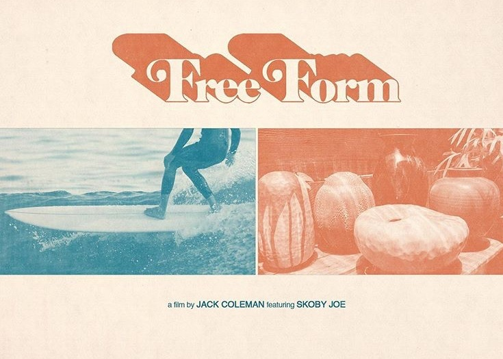 FREE FORM - a film by JACK COLEMAN featuring SKOBY JOE