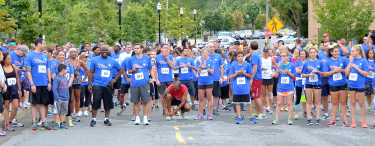 5th Annual 5K - 8 AM on October 1st, 2017 at Mill River Park1010 Washington Blvd, Stamford, CT 06901