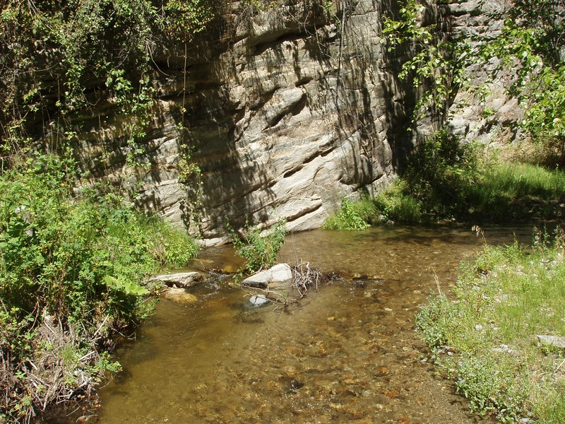 4. Antoine creek  Flows thru property 3 miles with majestic outcroppings.jpg