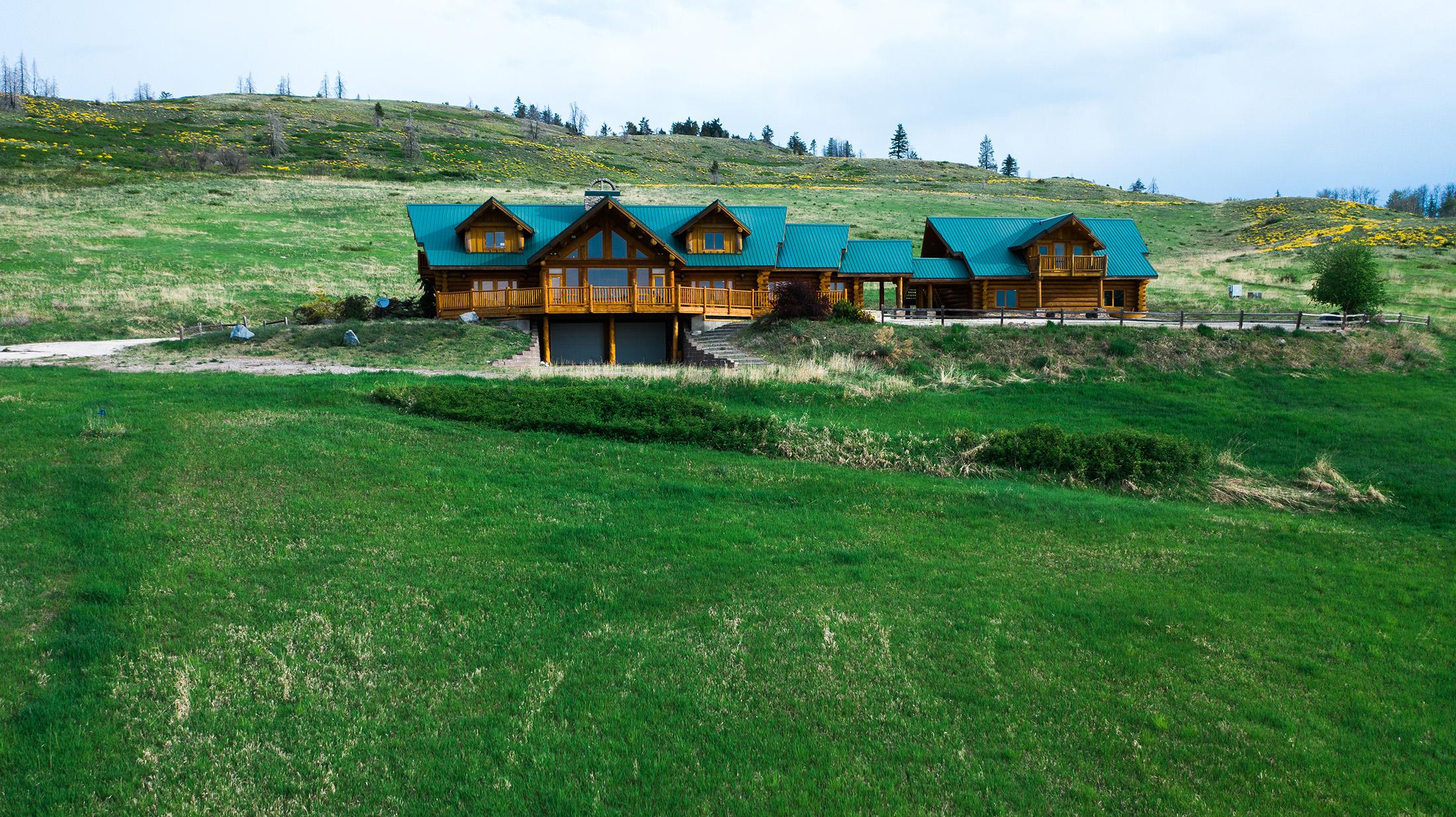 Okanogan Trophy Ranch | Tonasket, WA