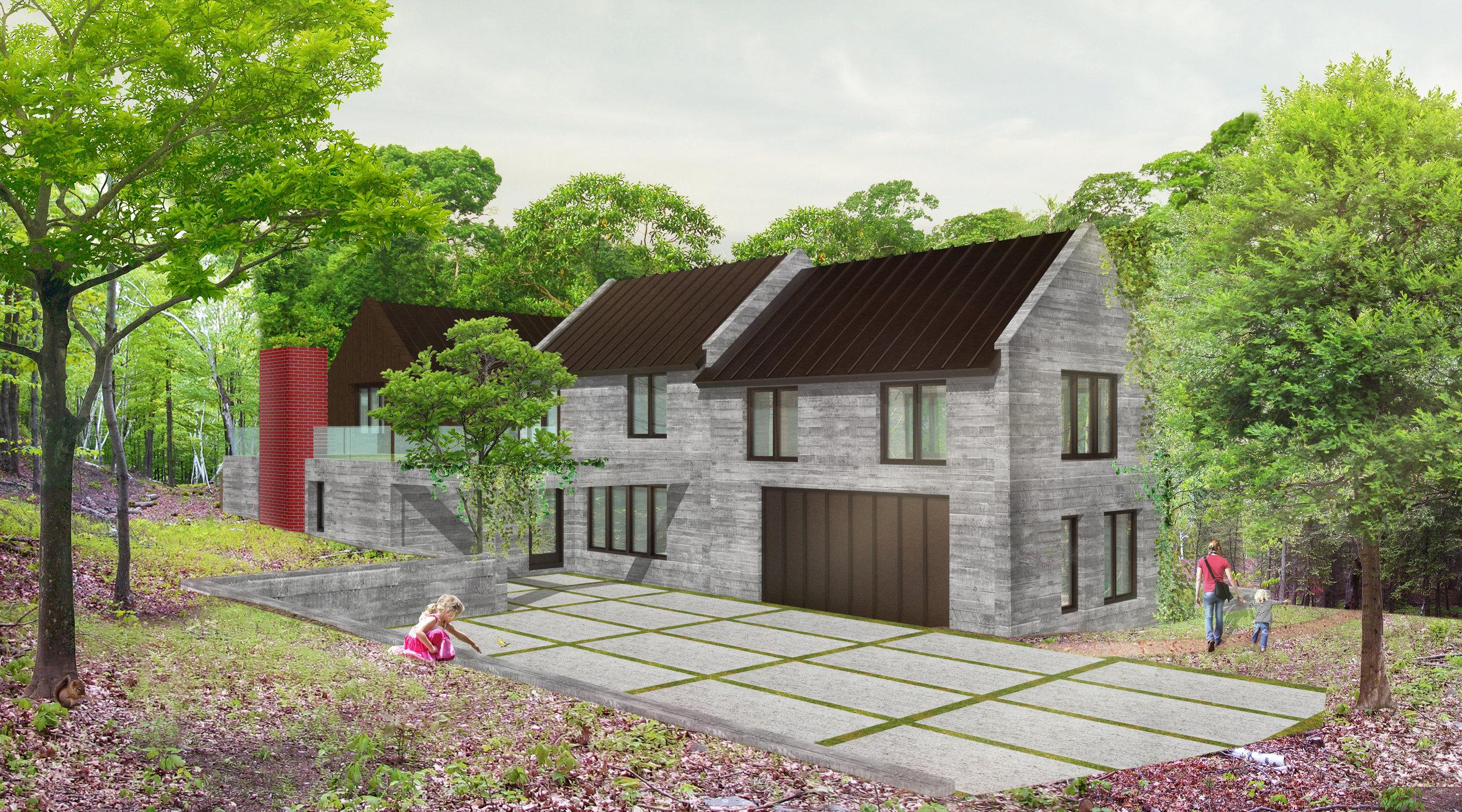 HTLT Marketing rendering Cottage 2