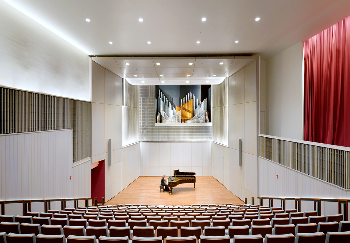 Missouri State University Department Of Music Ellis Hall Renovation Patterhn Ives Llc