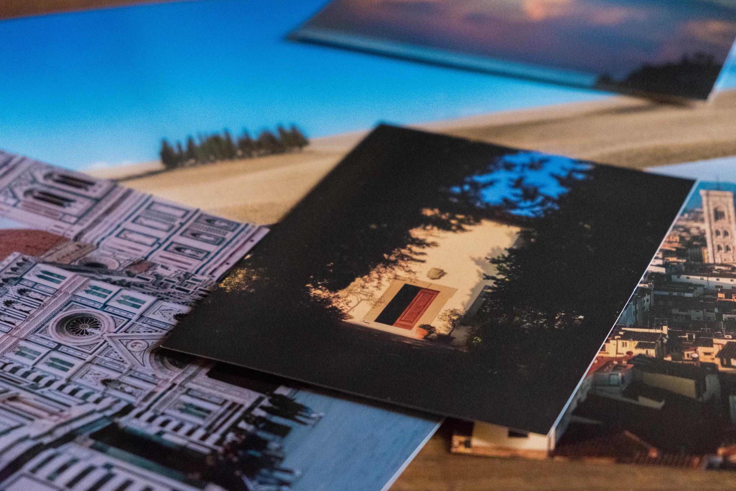 Paper Prints -