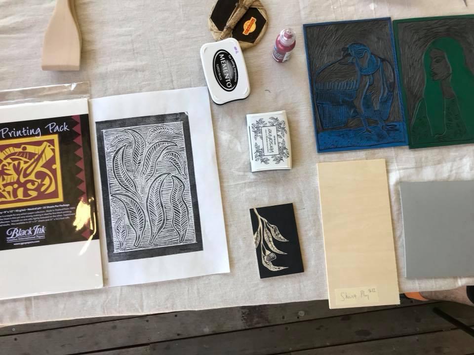 Linocut_Printmaking