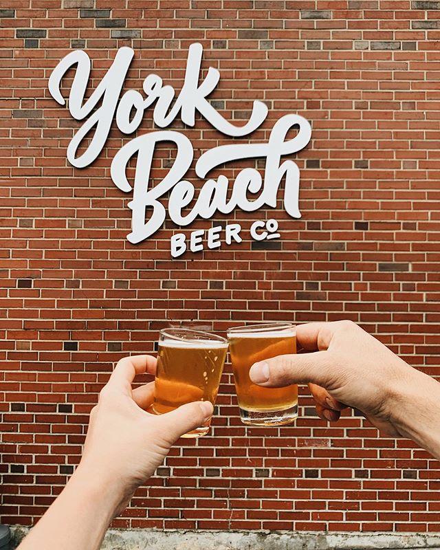 About last weekend. 🍻🌊 ___ #yorkbeachbeerco #drinklocal #mainebeer #beachbeer #indiapaleale #shortboardIPA #freshIPA #cheers #beer #beerlover #visitmaine #yorkmaine #yorkmainebeach #summer #mainesummer #placetogo #placetobe #vacationland #thewaylifeshouldbe