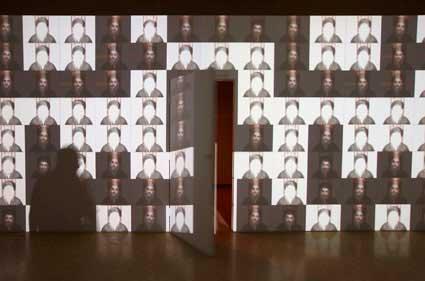 Khaled Sabsabi ,  You , 2007. Image courtesy Milani Gallery, Brisbane © the artist