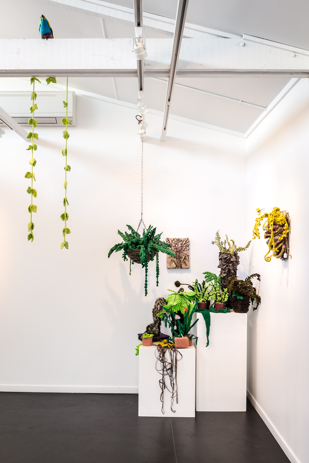 Installation view: 'Objects in Space: Artists in the Garden'. Image courtesy the artists. Photography: Document Photography