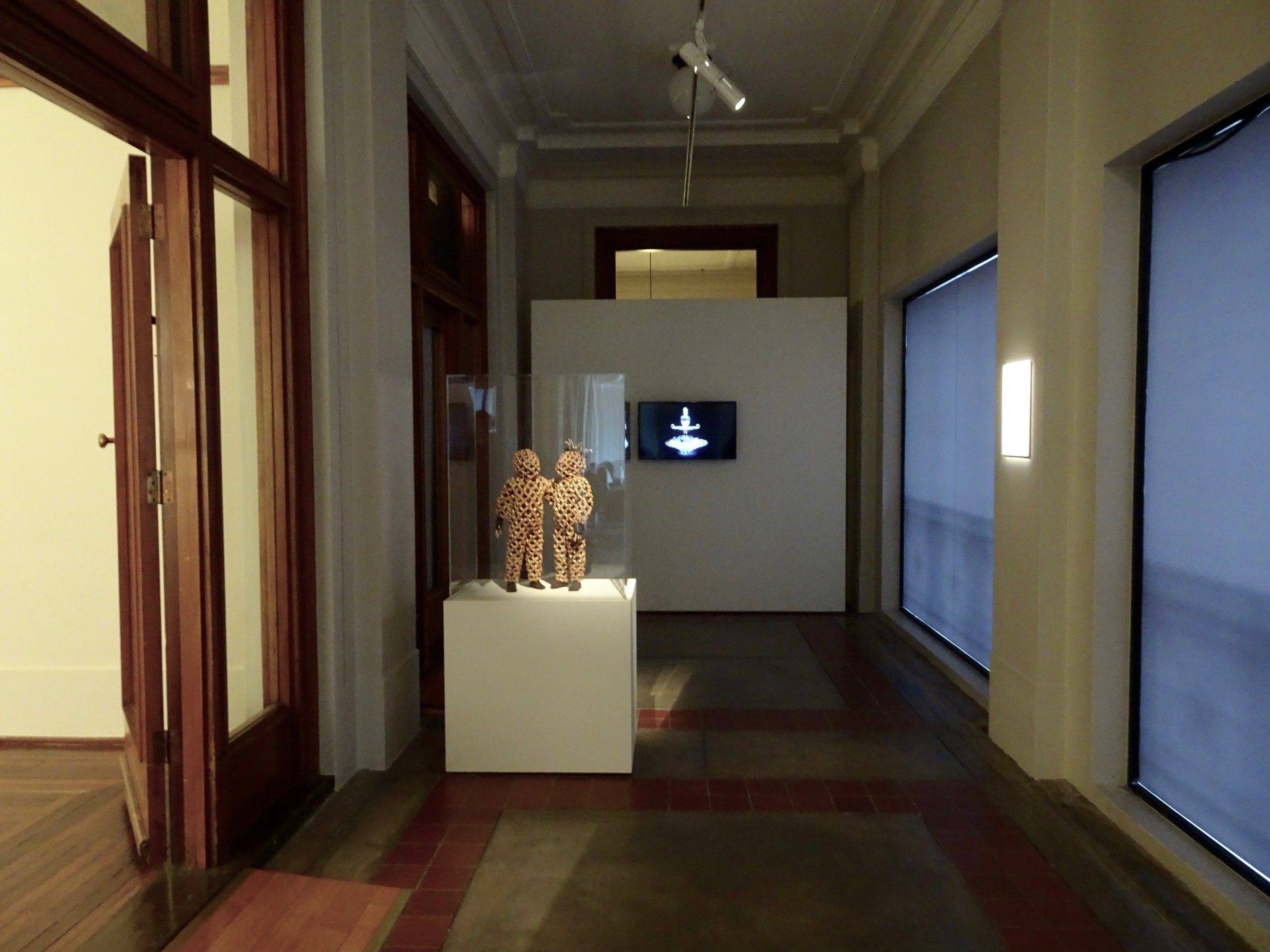 Linde Ivemy - installation view