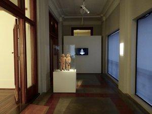 Installation view, artwork Linde Ivimey