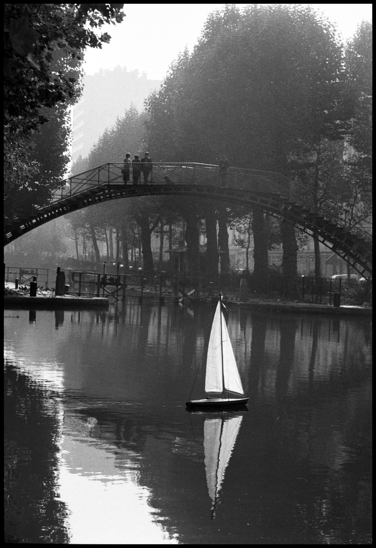 Canal Saint-Martin  1982