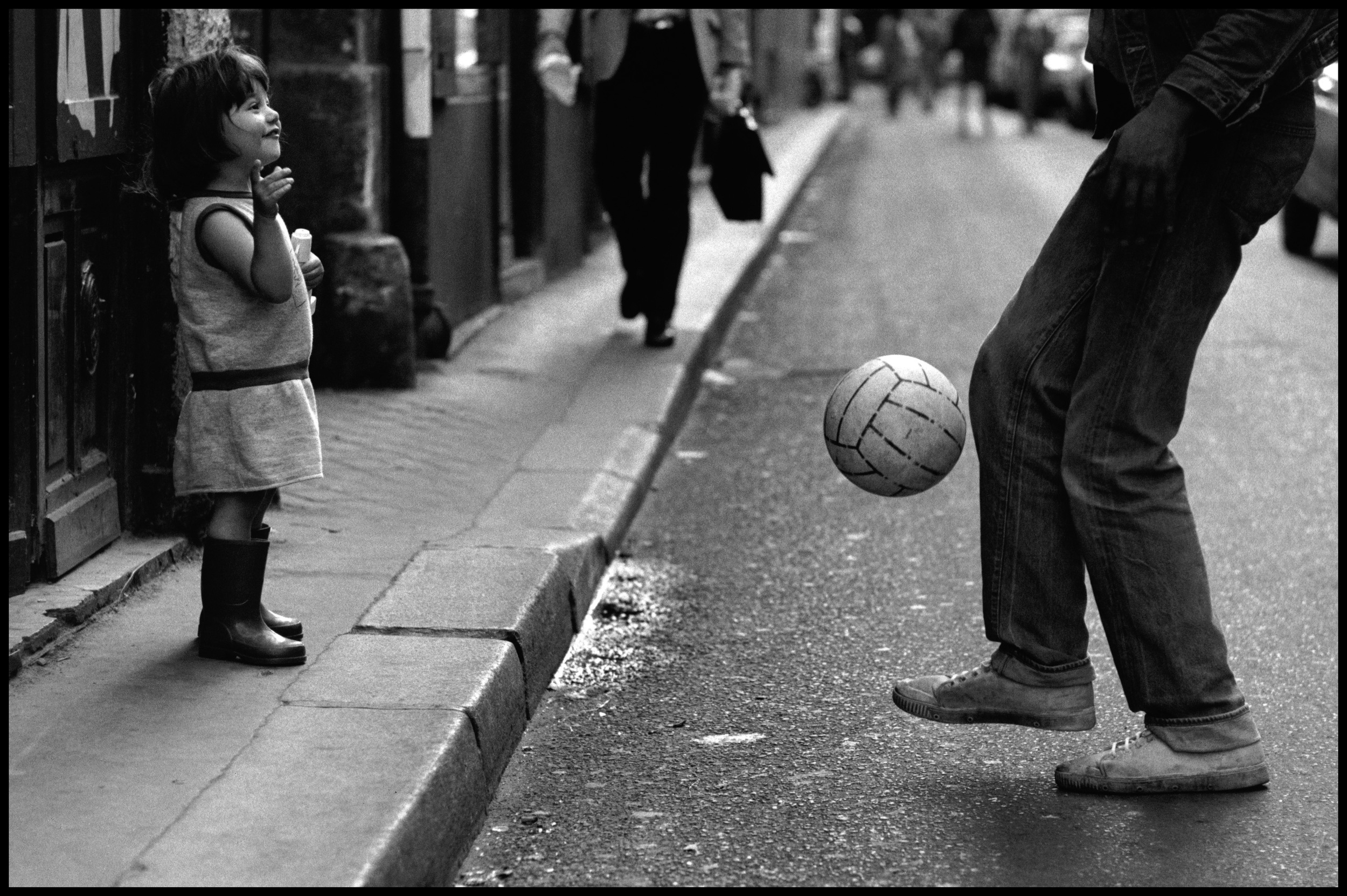 Rue de Lappe  1984