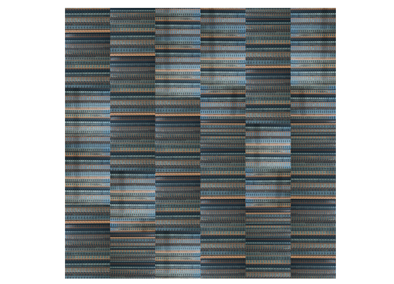 Hong Kong Matrix 28, 2015                                                  Face Mounted                                                                80 x 80 cm / 110 x 110 cm / 150 x 150 cm
