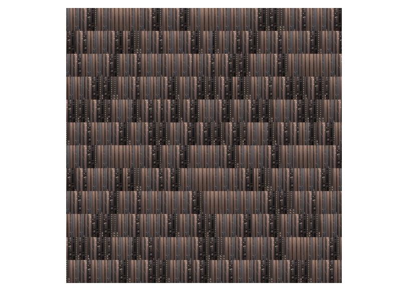 Hong Kong Matrix 57, 2015                                                   Face Mounted                                                                80 x 80 cm / 110 x 110 cm / 150 x 150 cm