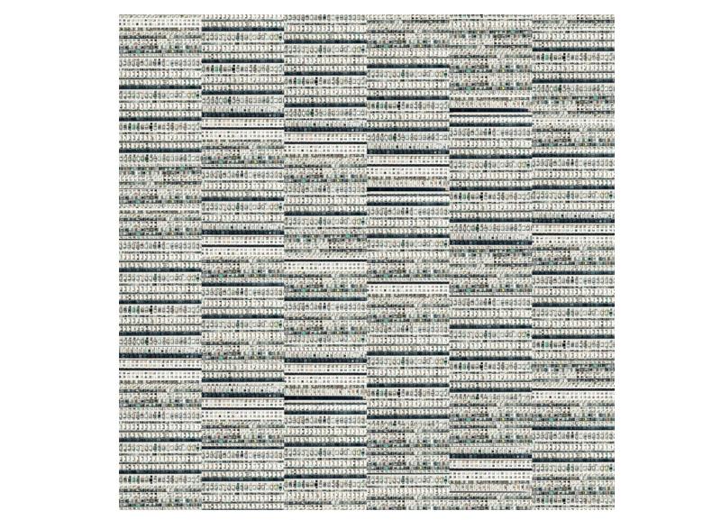 Hong Kong Matrix 60, 2015                                                   Face Mounted                                                                80 x 80 cm / 110 x 110 cm / 150 x 150 cm