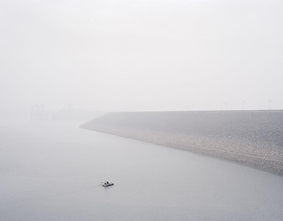 Xiaolangdi Dam, Henan, 2011