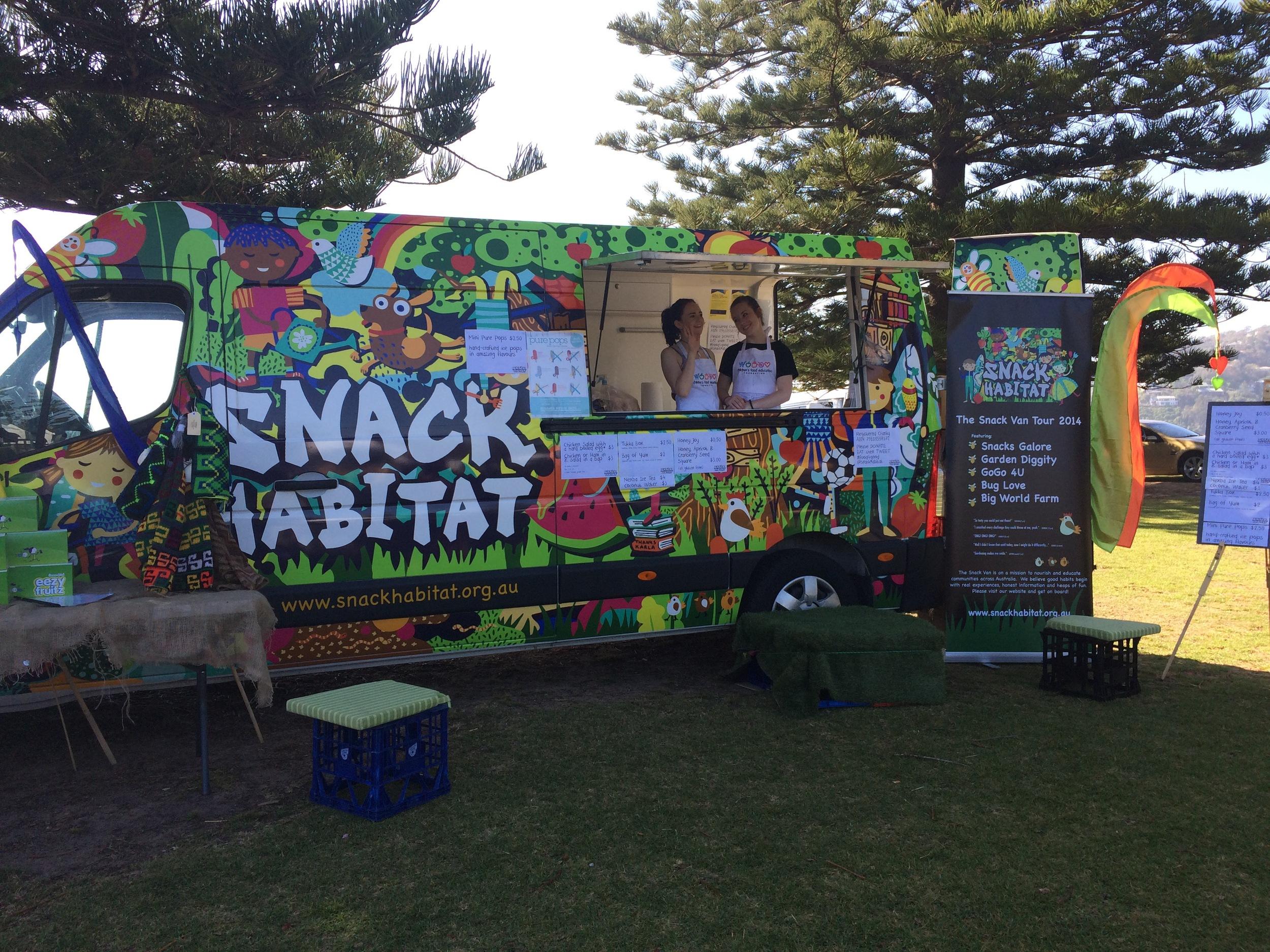 The Snack Van