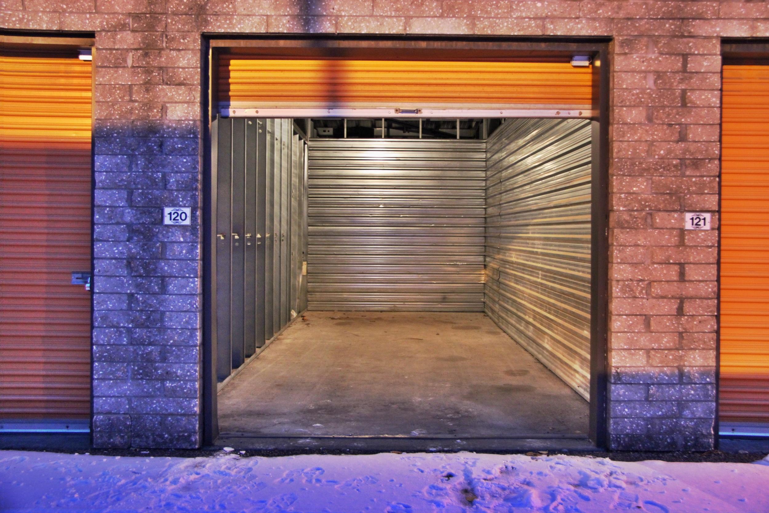 Vehicle Storage