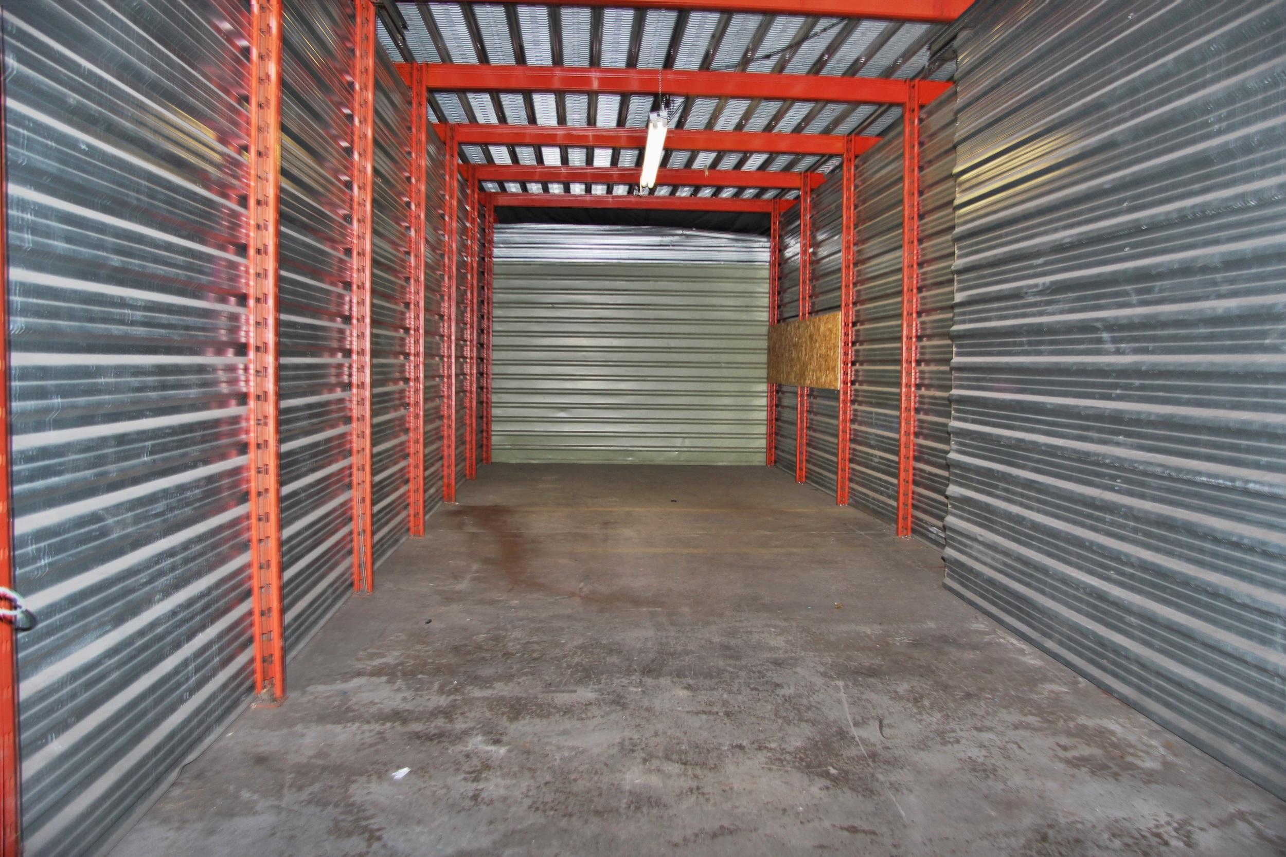 Vehicle Tandem Storage