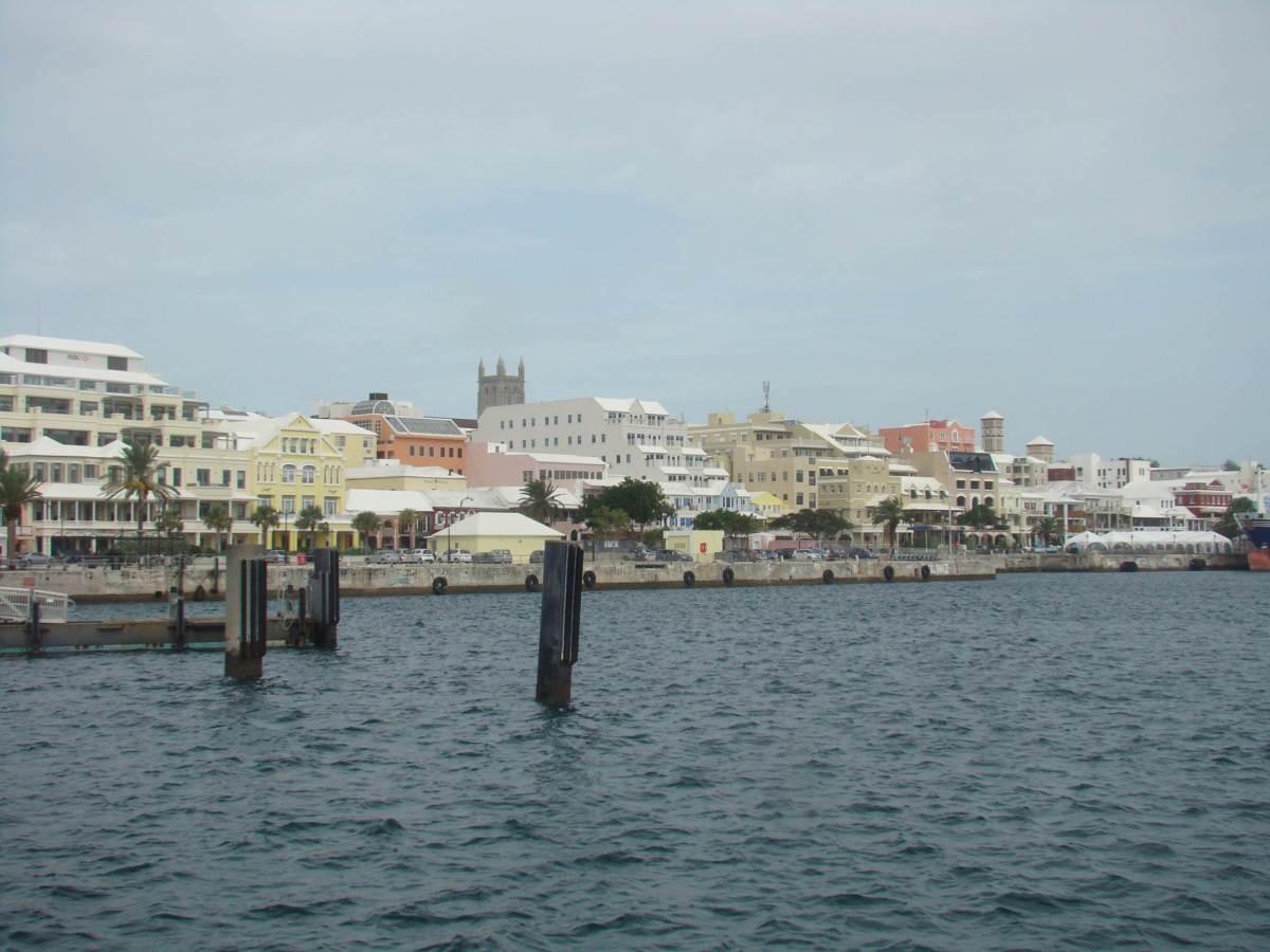 hamilton's waterfront today