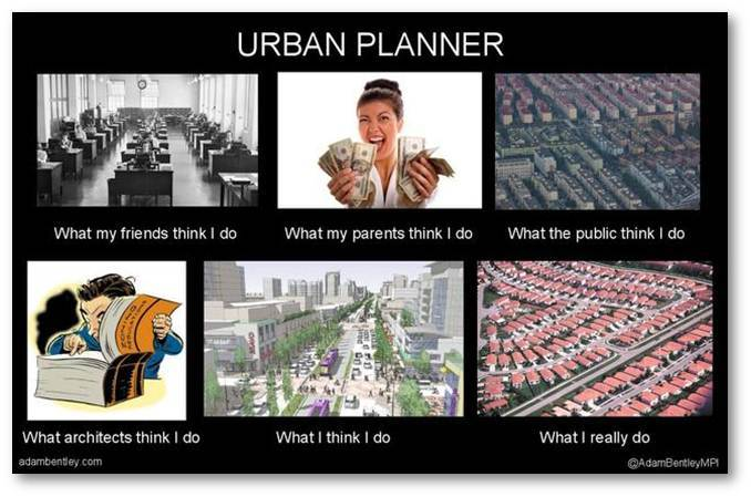 what do planners do?